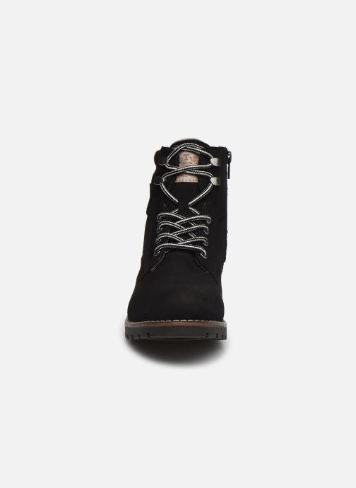 Botines  Jana shoes Jilifi Negro vista del modelo
