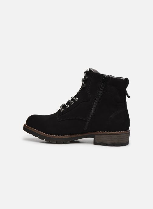 Botines  Jana shoes Jilifi Negro vista de frente