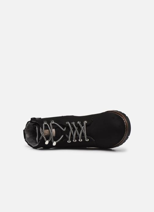 Botines  Jana shoes Jilifi Negro vista lateral izquierda