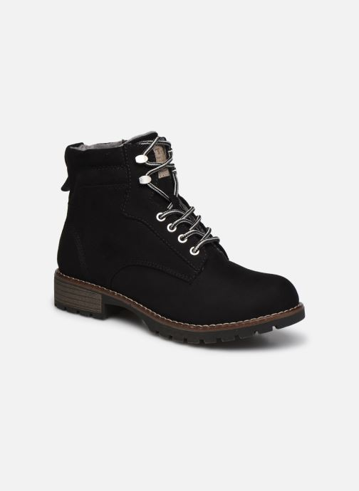 Botines  Jana shoes Jilifi Negro vista de detalle / par