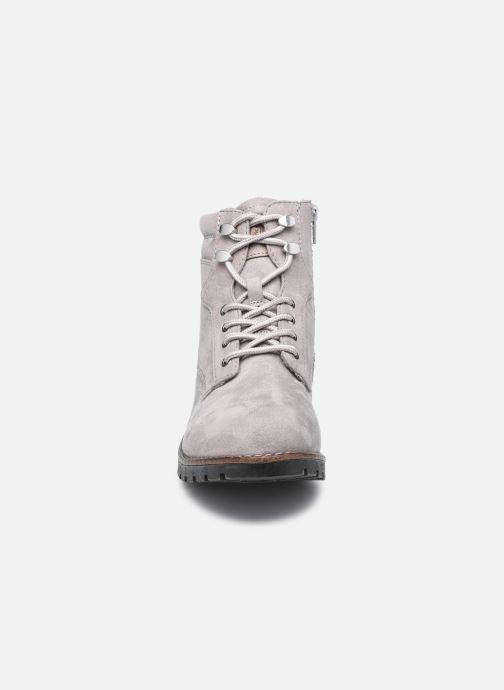 Botines  Jana shoes Jilifi Gris vista del modelo