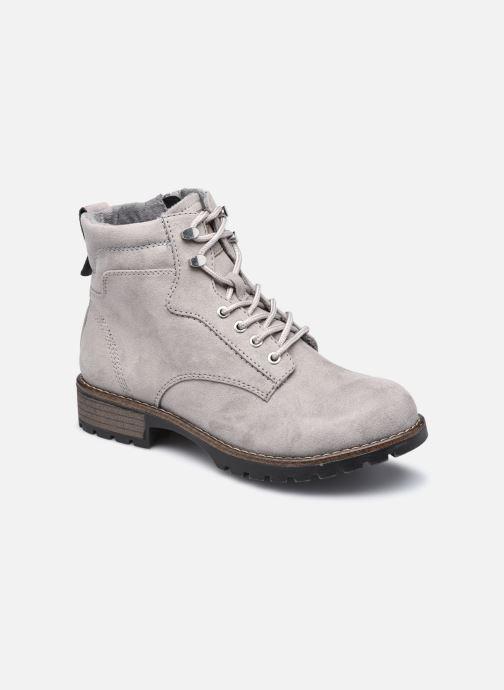 Botines  Jana shoes Jilifi Gris vista de detalle / par