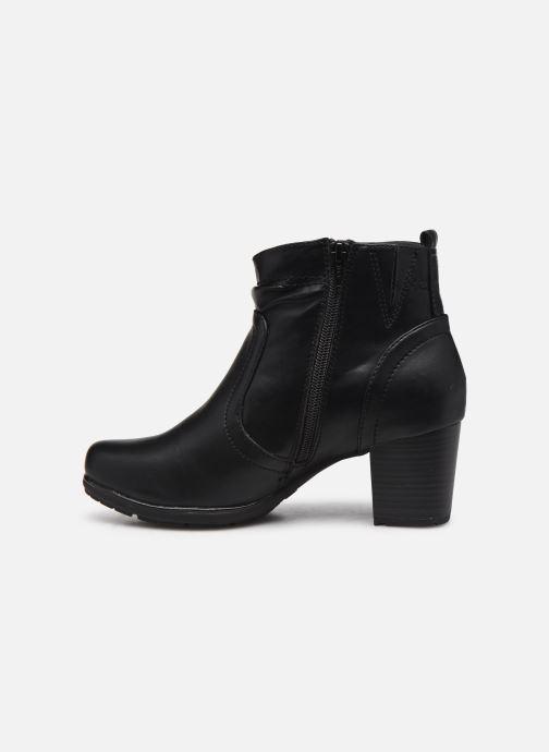 Botines  Jana shoes Greta Negro vista de frente