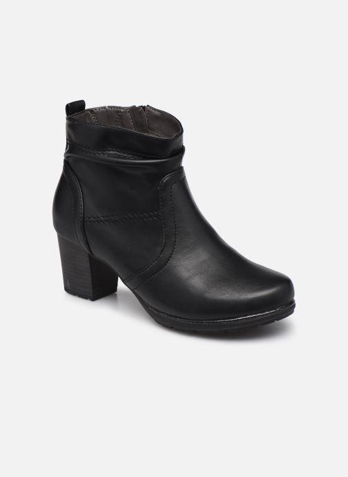 Botines  Jana shoes Greta Negro vista de detalle / par