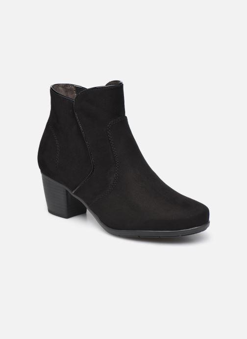 Botines  Jana shoes Dian Negro vista de detalle / par