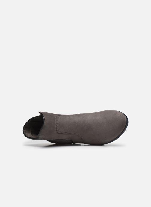 Stivaletti e tronchetti Jana shoes Dian Grigio immagine sinistra