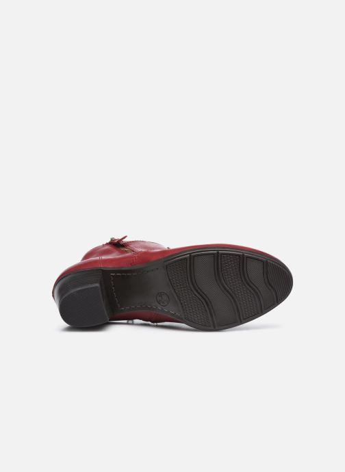 Ankelstøvler Jana shoes Genam Rød se foroven