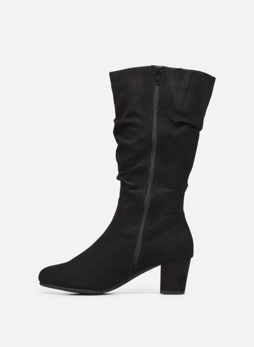 Bottes Jana shoes Paga Noir vue face