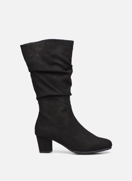 Bottes Jana shoes Paga Noir vue derrière