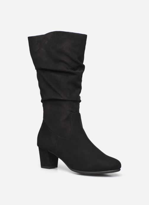 Bottes Jana shoes Paga Noir vue détail/paire
