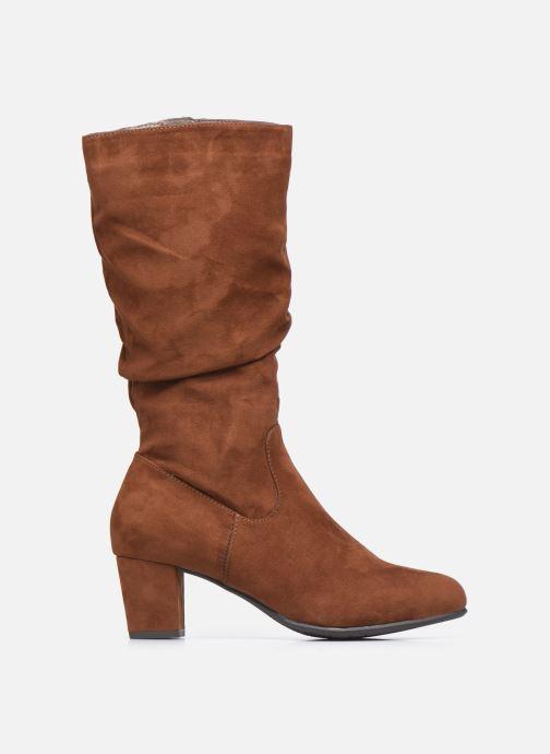 Bottes Jana shoes Paga Marron vue derrière