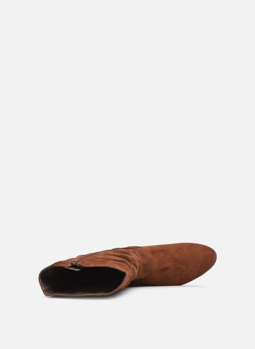 Laarzen Jana shoes Paga Bruin links