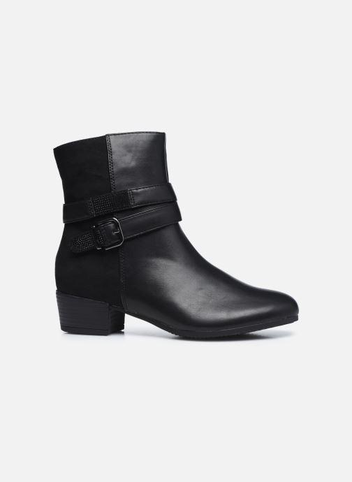 Botines  Jana shoes Manon Negro vistra trasera