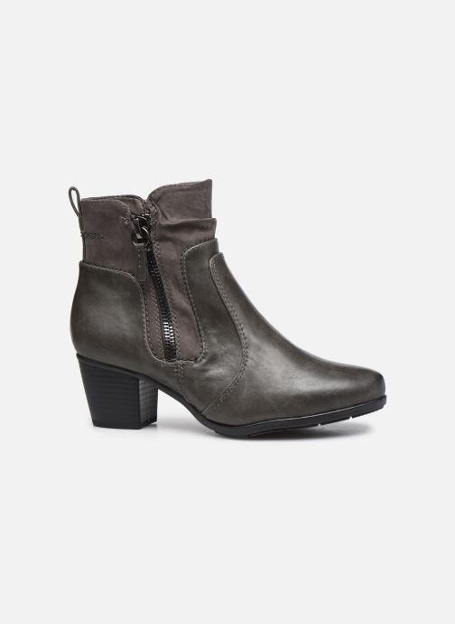 Stiefeletten & Boots Jana shoes Carlam grau ansicht von hinten