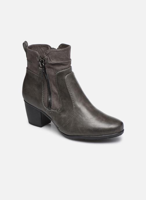 Bottines et boots Jana shoes Carlam Gris vue détail/paire