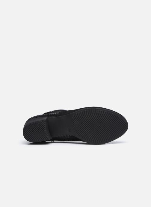 Botines  Jana shoes Vylana Negro vista de arriba