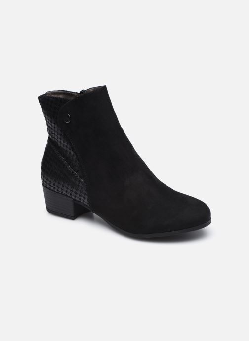 Botines  Jana shoes Vylana Negro vista de detalle / par