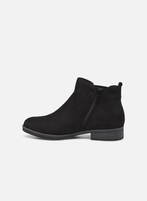Stiefeletten & Boots Jana shoes Adele schwarz ansicht von vorne