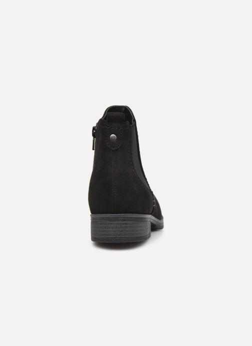 Stiefeletten & Boots Jana shoes Adele schwarz ansicht von rechts