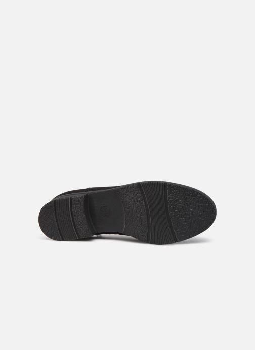 Stiefeletten & Boots Jana shoes Adele schwarz ansicht von oben