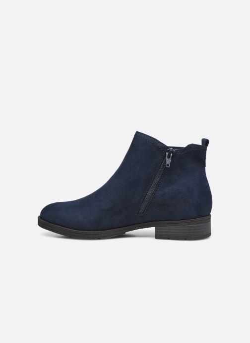 Boots en enkellaarsjes Jana shoes Adele Blauw voorkant