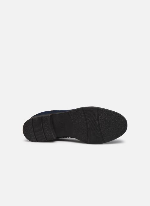 Botines  Jana shoes Adele Azul vista de arriba