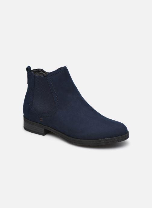 Boots en enkellaarsjes Jana shoes Adele Blauw detail