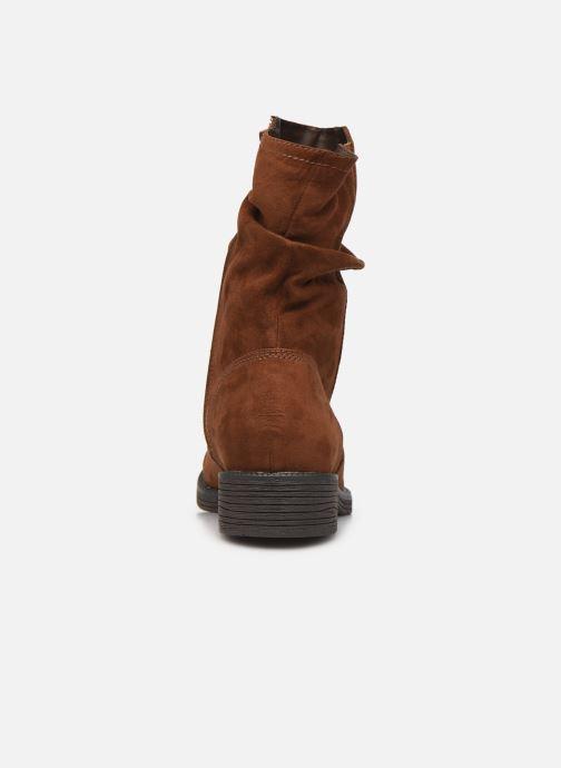 Boots en enkellaarsjes Jana shoes Anaka Bruin rechts