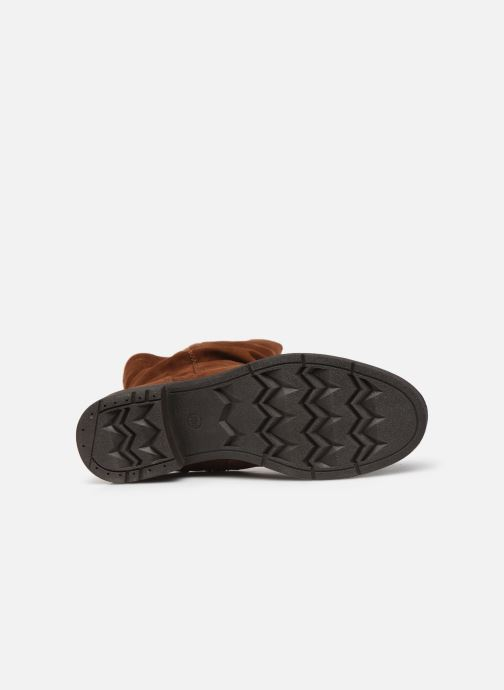 Boots en enkellaarsjes Jana shoes Anaka Bruin boven