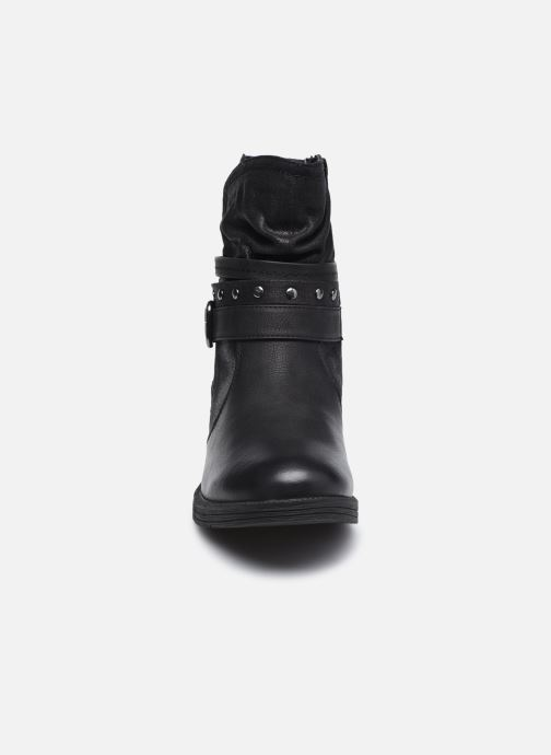 Botines  Jana shoes Kasita Negro vista del modelo