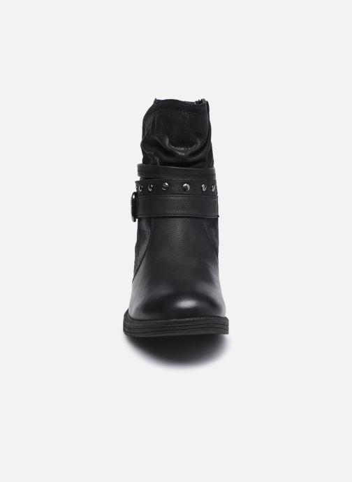 Bottines et boots Jana shoes Kasita Noir vue portées chaussures