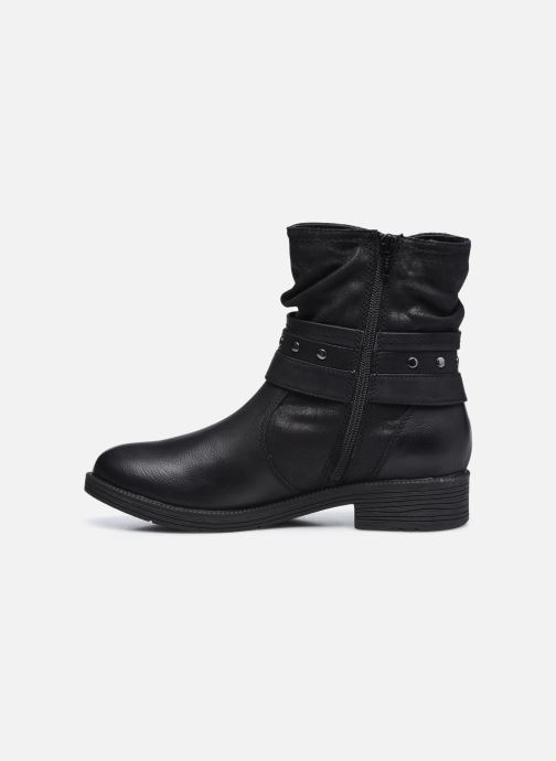Bottines et boots Jana shoes Kasita Noir vue face