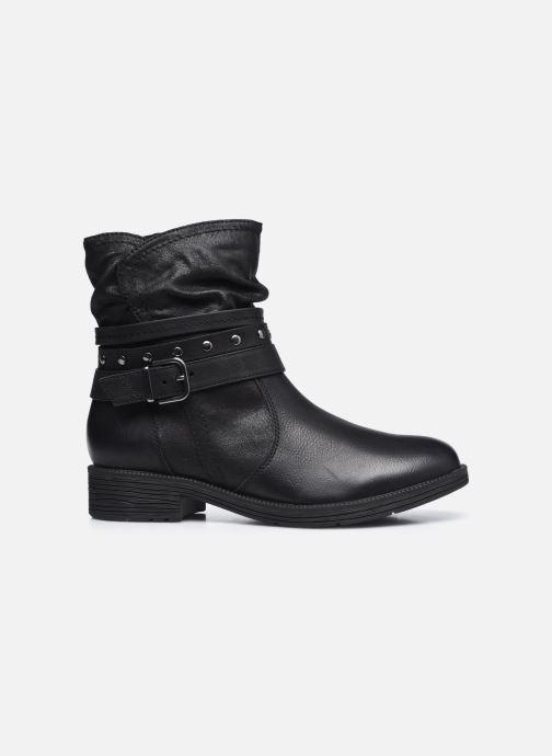 Bottines et boots Jana shoes Kasita Noir vue derrière