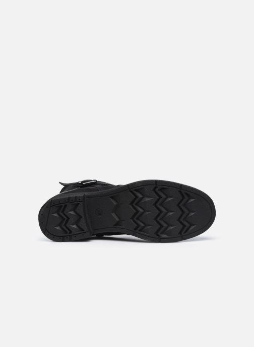 Bottines et boots Jana shoes Kasita Noir vue haut