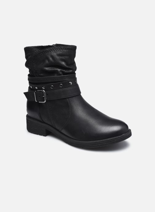 Botines  Jana shoes Kasita Negro vista de detalle / par