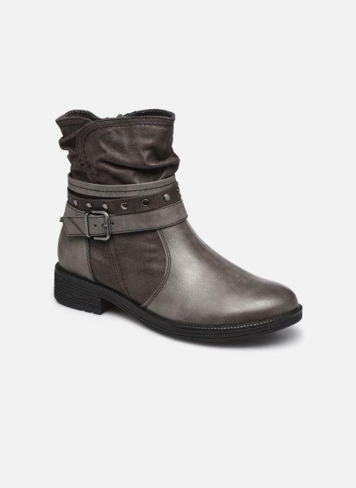 Bottines et boots Jana shoes Kasita Gris vue détail/paire