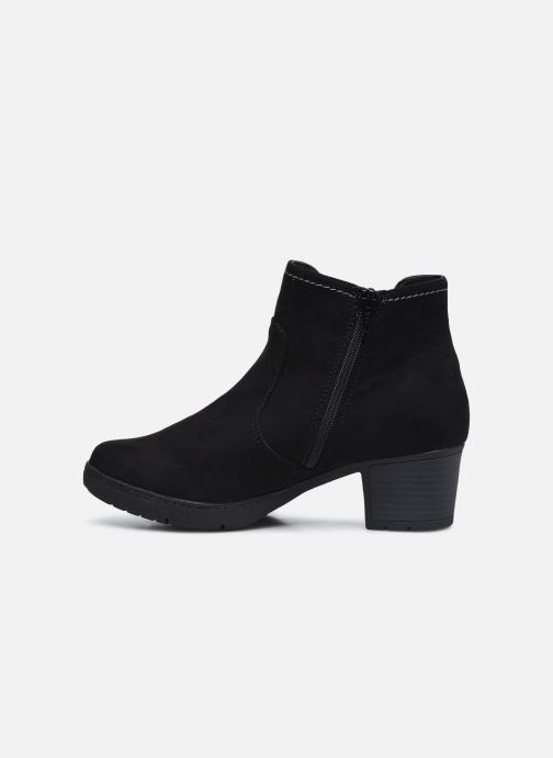 Botines  Jana shoes sacha Negro vista de frente