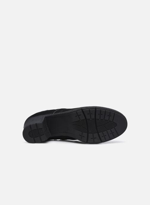 Botines  Jana shoes sacha Negro vista de arriba
