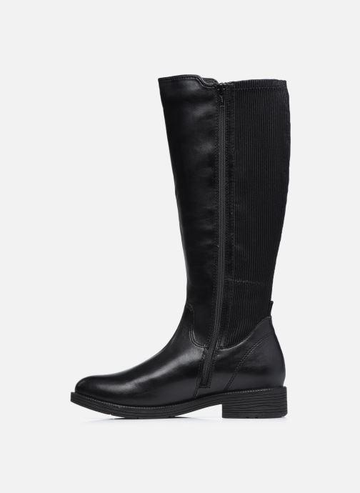 Botas Jana shoes Noa Negro vista de frente