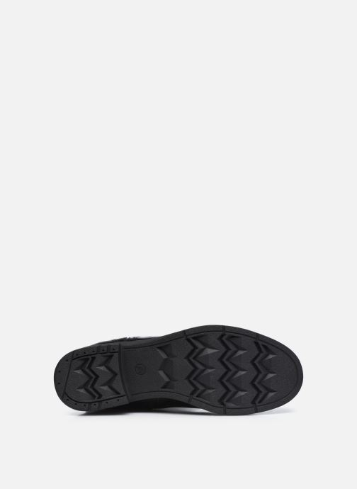 Botas Jana shoes Noa Negro vista de arriba