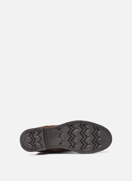 Laarzen Jana shoes Noa Bruin boven