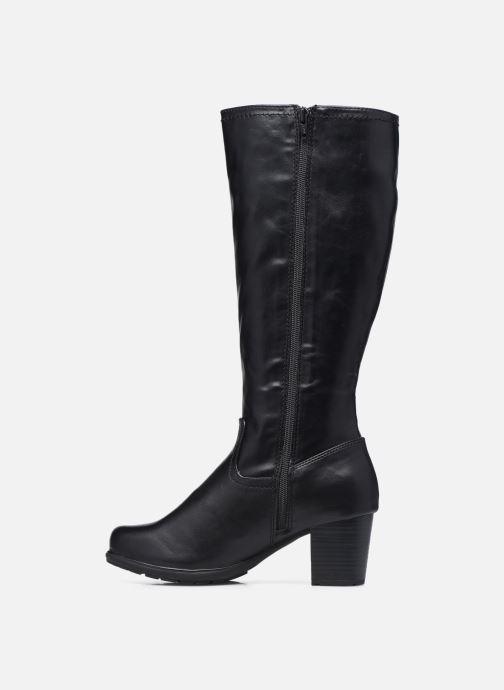 Laarzen Jana shoes Alisson Zwart voorkant