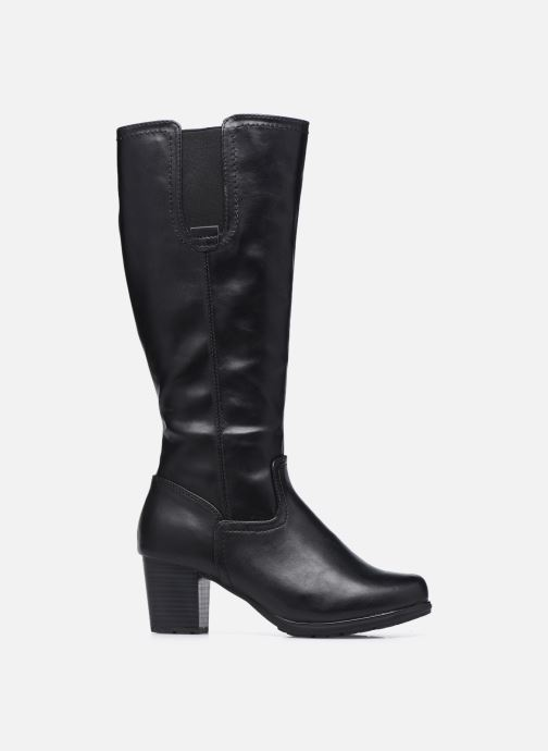 Laarzen Jana shoes Alisson Zwart achterkant