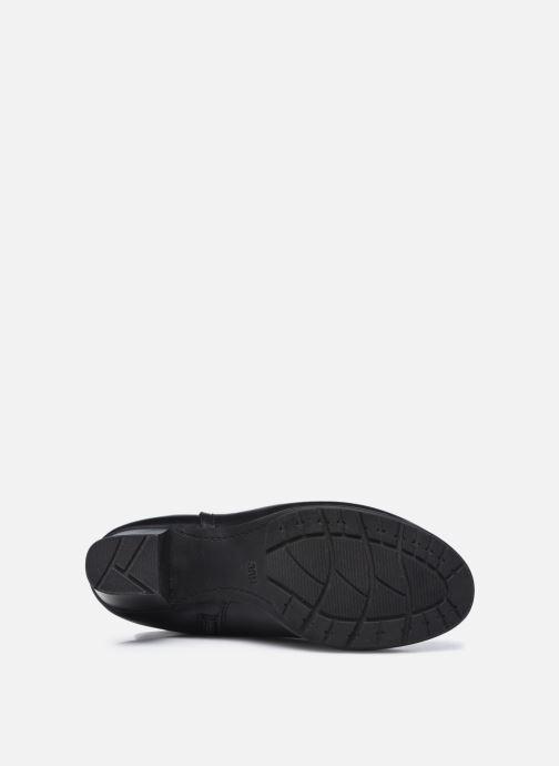 Laarzen Jana shoes Alisson Zwart boven