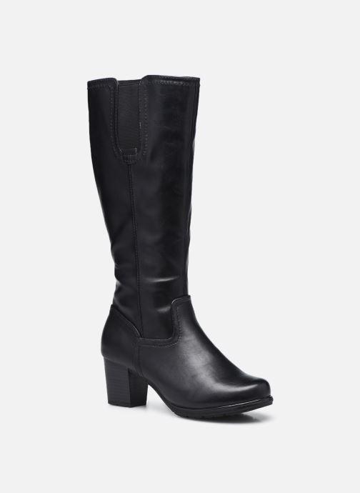 Botas Jana shoes Alisson Negro vista de detalle / par