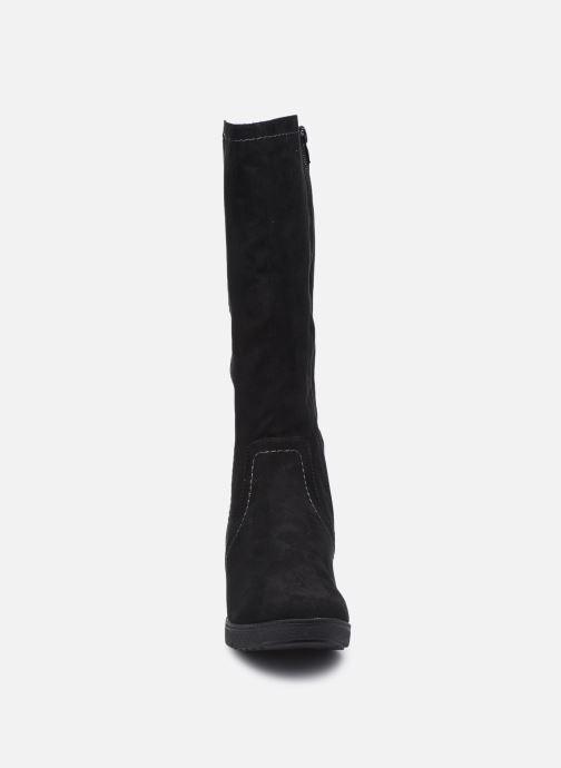 Botas Jana shoes Meloula Negro vista del modelo
