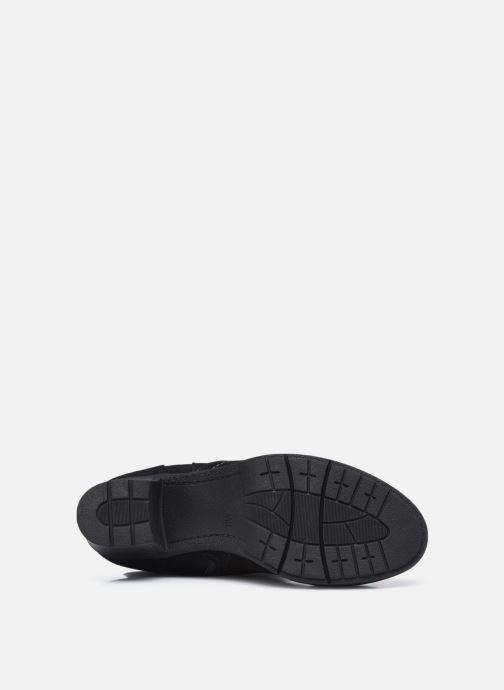 Botas Jana shoes Meloula Negro vista de arriba