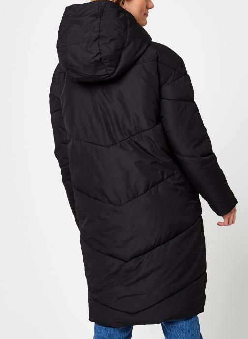 Kleding Noisy May Nmwally Long Jacket Zwart model