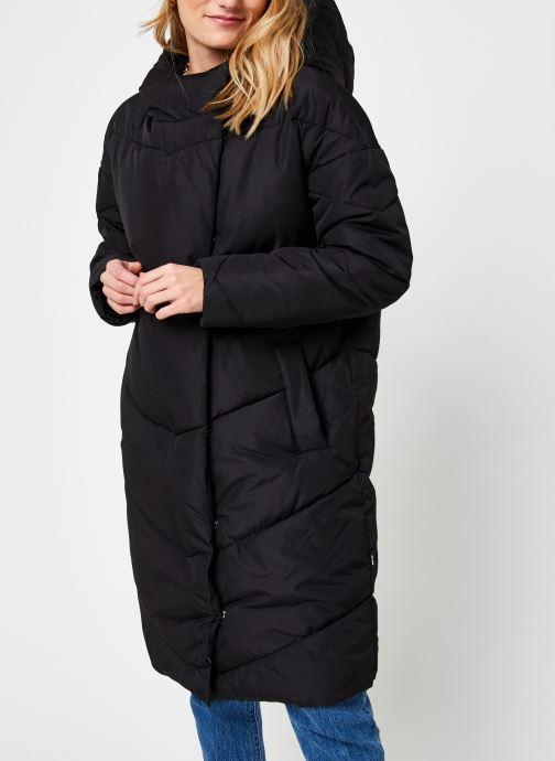 Kleding Noisy May Nmwally Long Jacket Zwart rechts