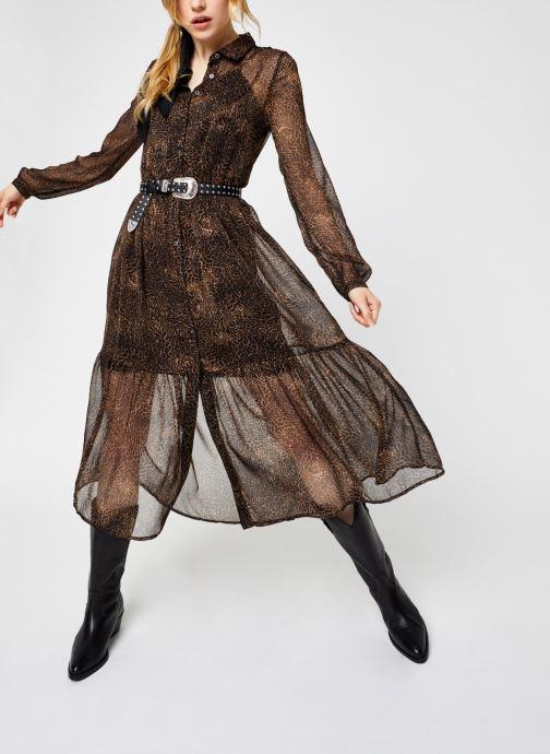 Kleding Noisy May Nmmelina Dress Zwart onder